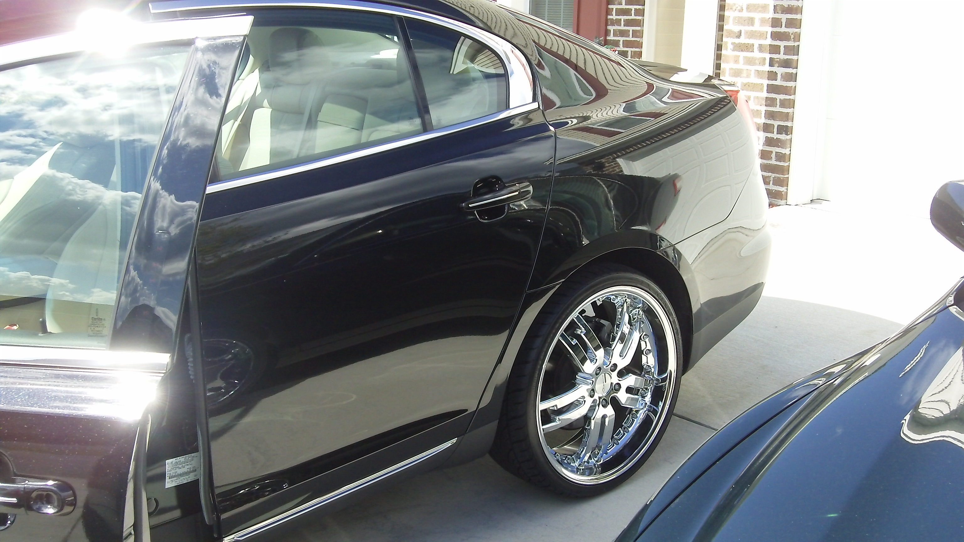 J23roc 2010 Lincoln Mkssedan 4d Specs Photos Modification Info At