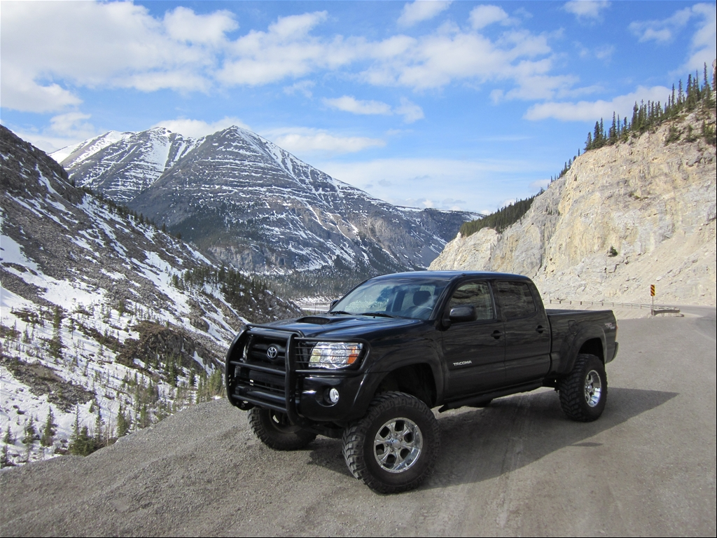 mikef454 39 s 2007 toyota tacoma double cab in fort mcmurray ab. Black Bedroom Furniture Sets. Home Design Ideas