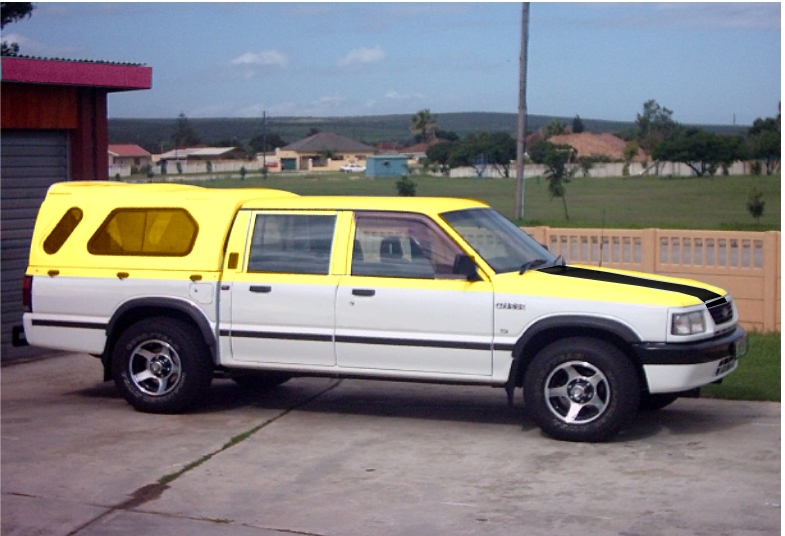 Another goosthuizen 1997 Ford Courier post... - 14569506