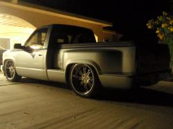 SoCalDrop 1989 Chevrolet 1500 Extended Cab