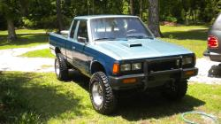 nathanstidhams 1985 Nissan 720 Pick-Up