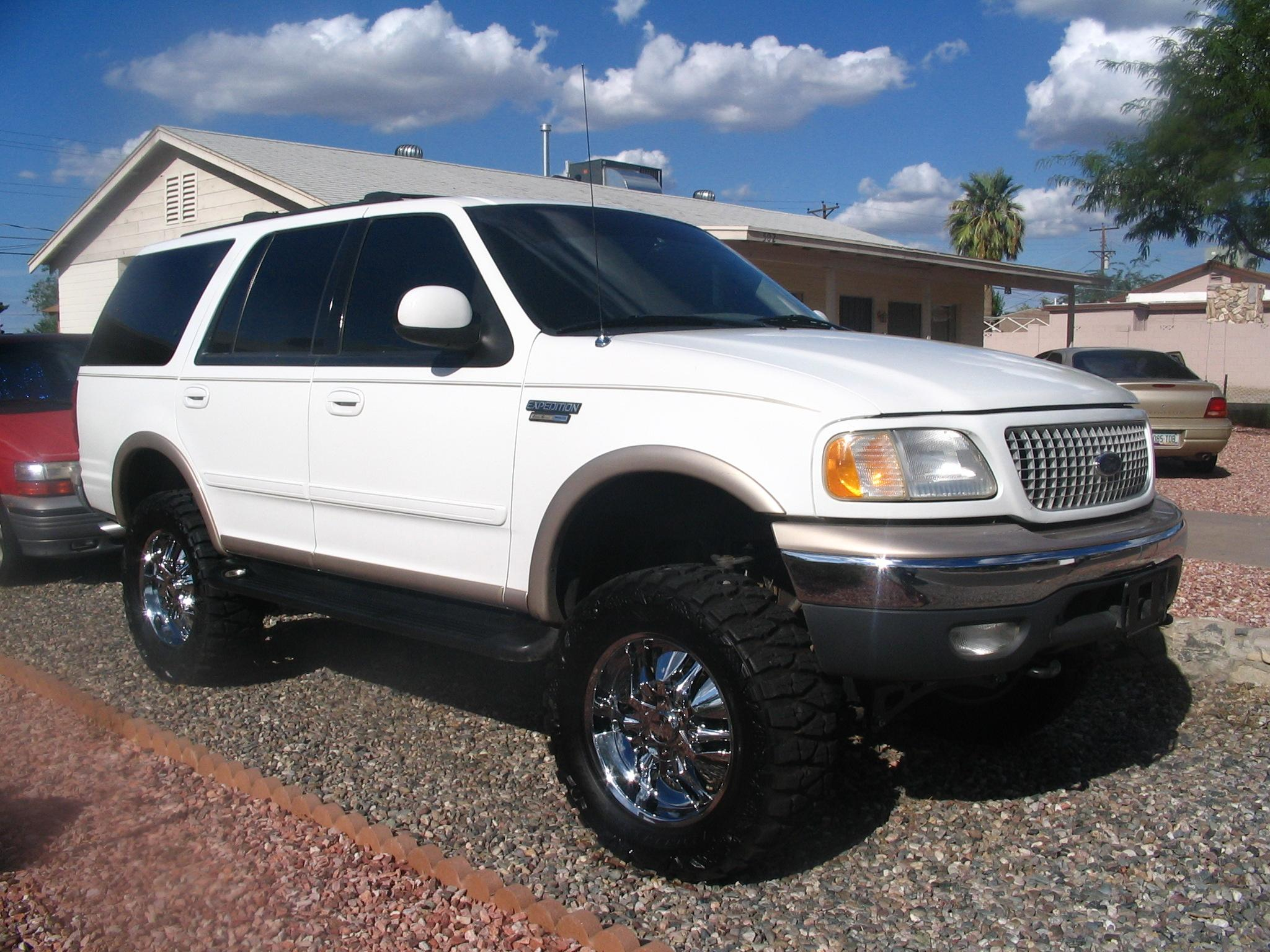 Lifted Ford Expedition >> 2ooToughTim 1999 Ford Expedition Specs, Photos ...