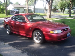 Patron022s 1997 Ford Mustang