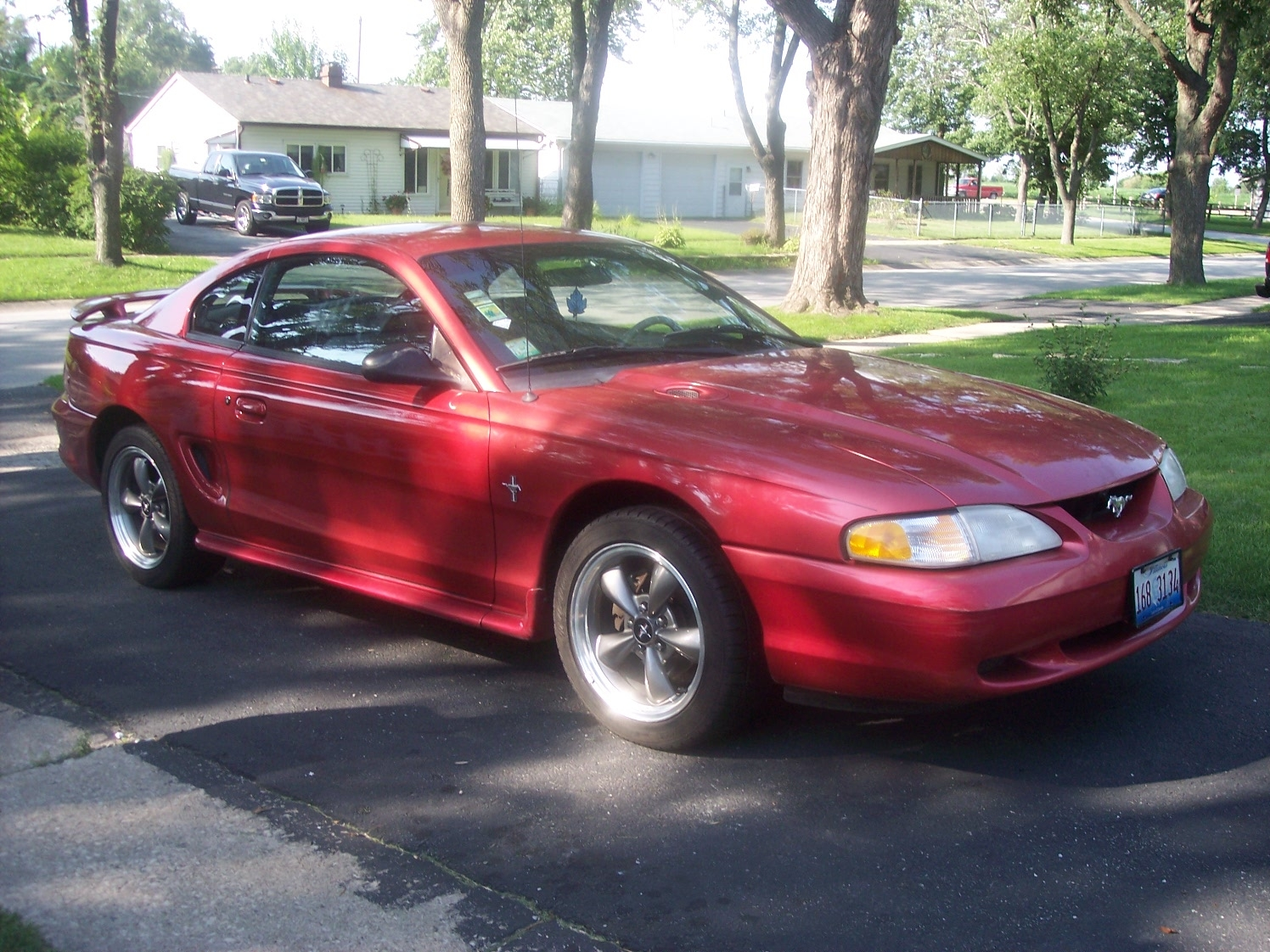 Patron022's 1997 Ford Mustang