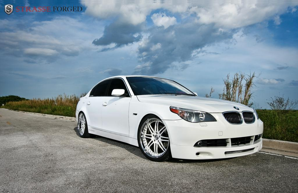 Strasse Forged 2008 BMW 3 Series