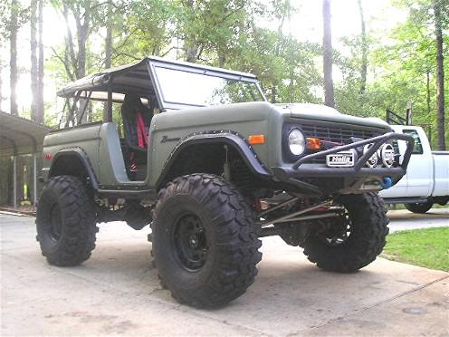1972 Ford Bronco  View all 1972 Ford Bronco at CarDomain