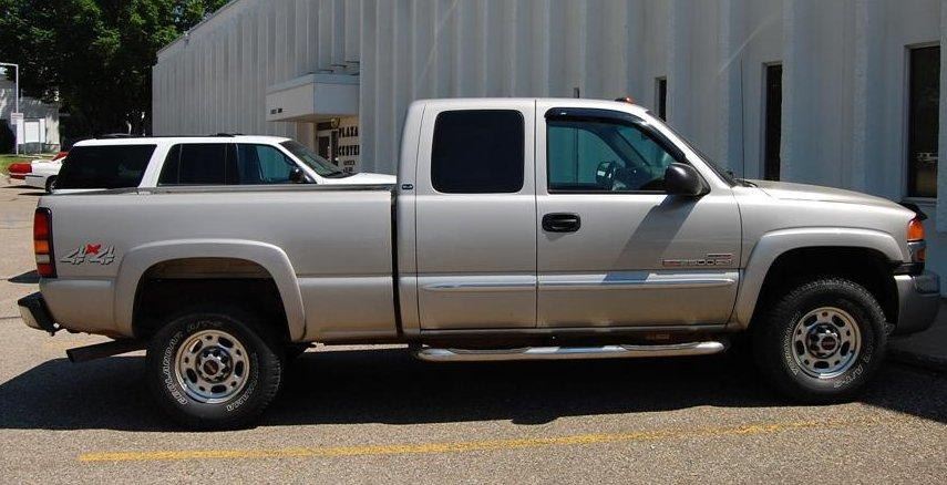 timw88 39 s 2005 gmc sierra 2500 hd extended cab sle pickup 4d 6 1 2 ft in elkton md. Black Bedroom Furniture Sets. Home Design Ideas