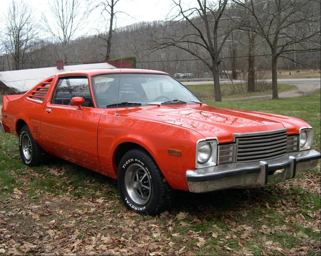 "1979 Dodge Aspen ""79 R/T"" - Lucasville, OH owned by sciotovv Page:1 at"