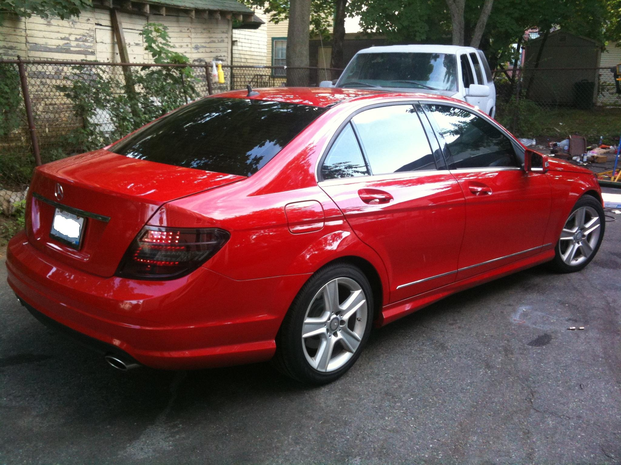 bai chai 2010 mercedes benz c class specs photos. Black Bedroom Furniture Sets. Home Design Ideas