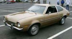 ybowtie3 1971 Ford Pinto