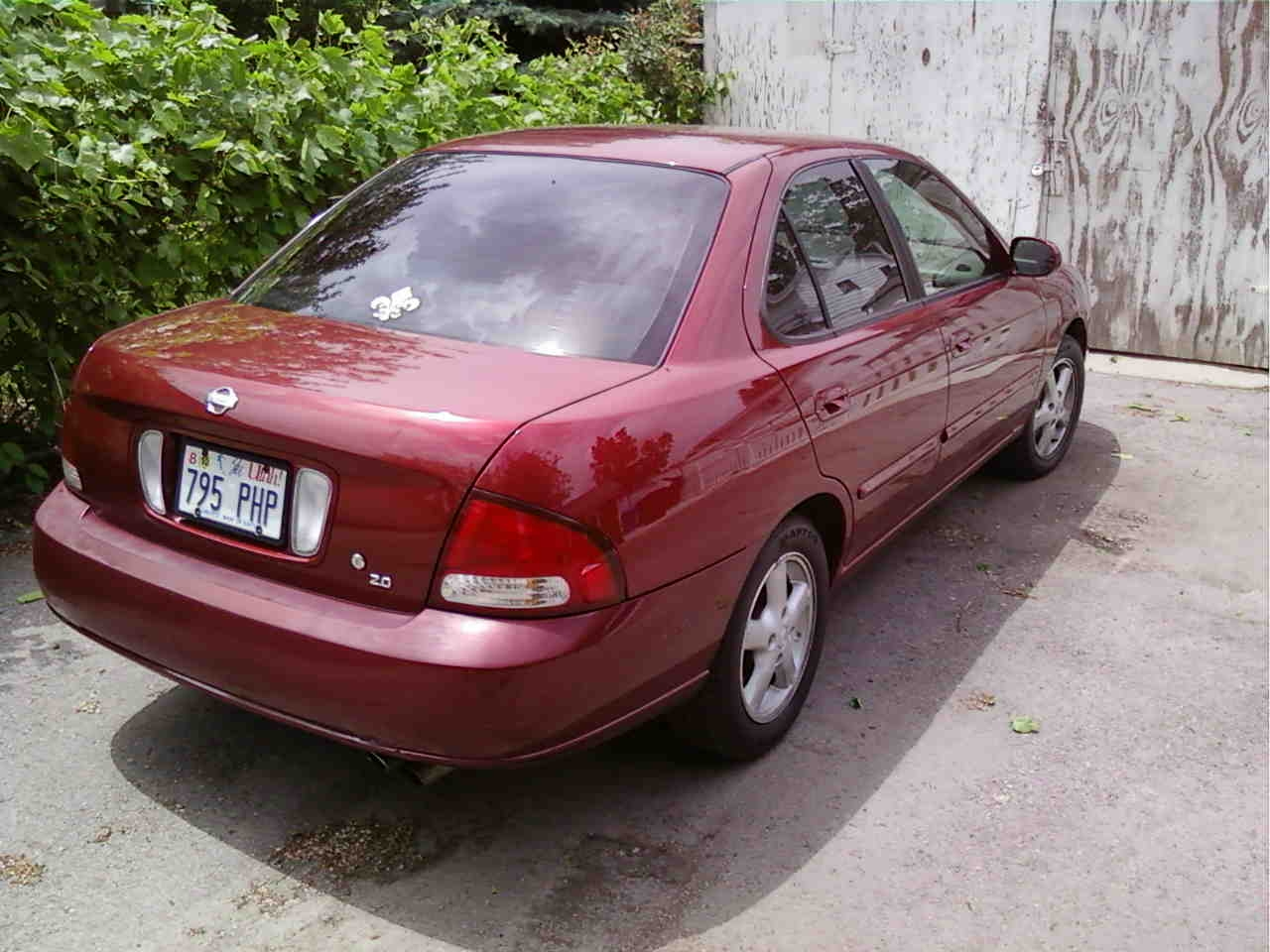 madmike360 2001 Nissan Sentra 14572997