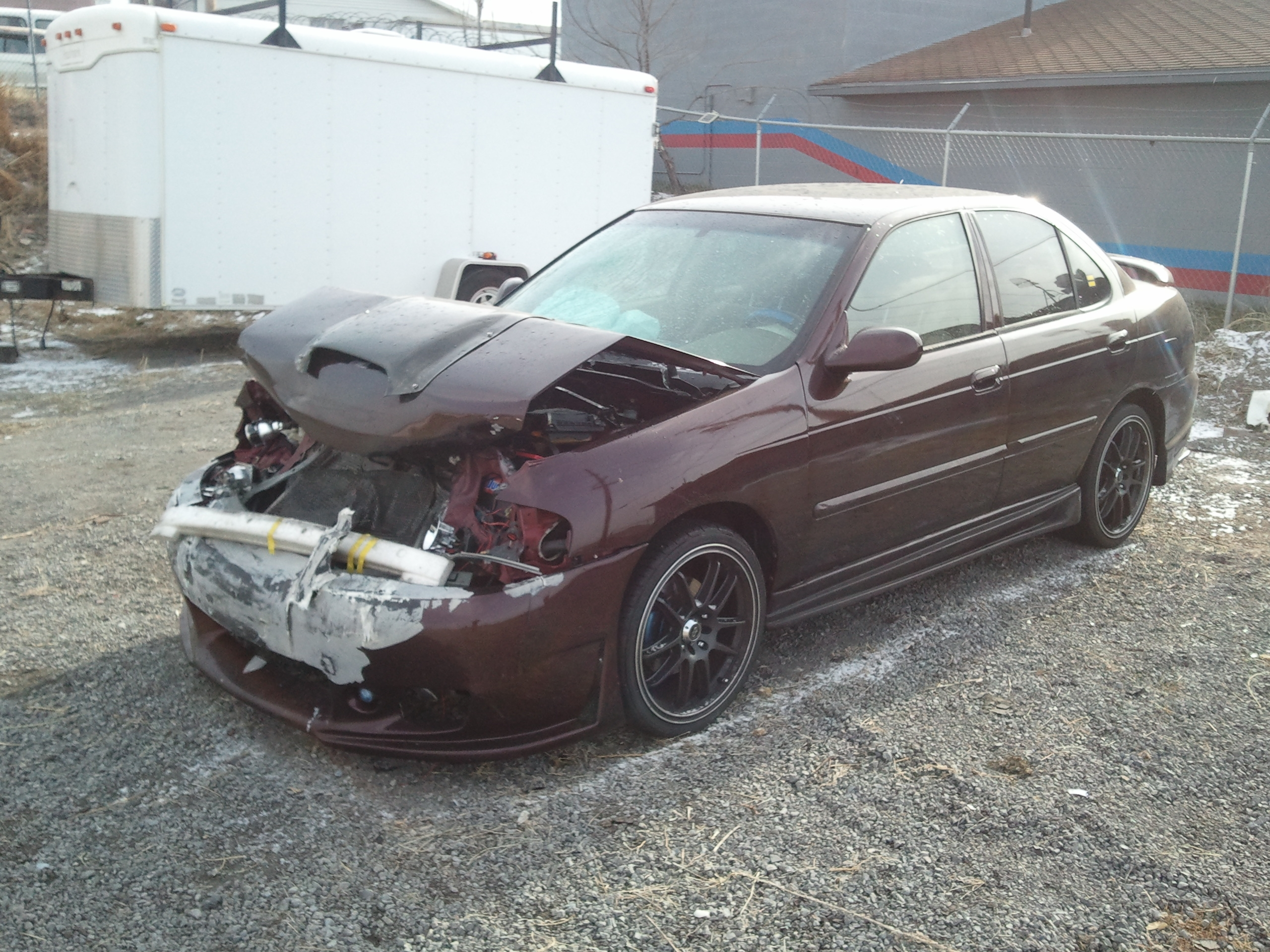 madmike360 2001 Nissan Sentra 15707225