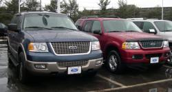 doiknowyou 2005 Ford Expedition