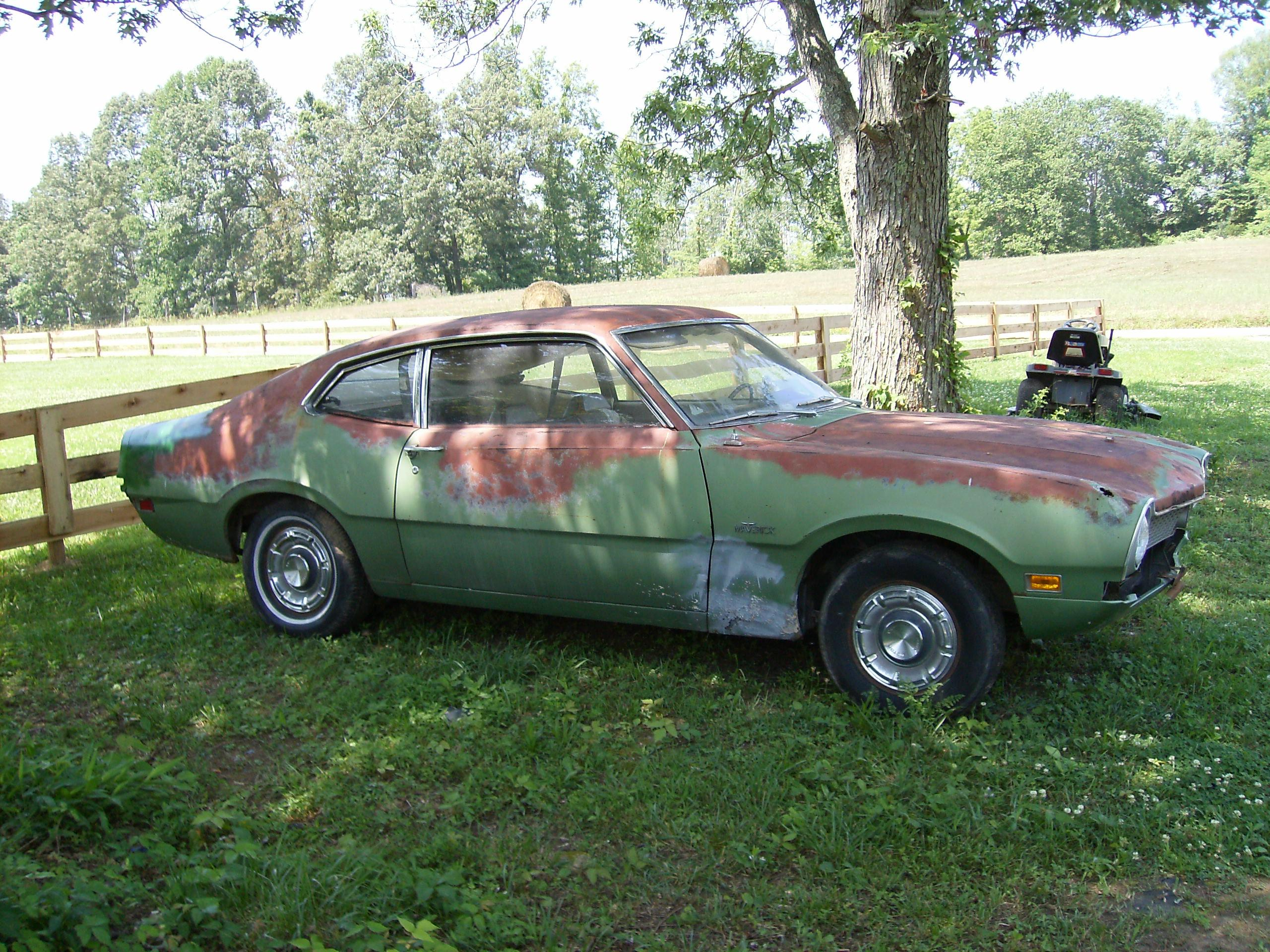 Thehackshack 1971 Ford Maverick Specs Photos