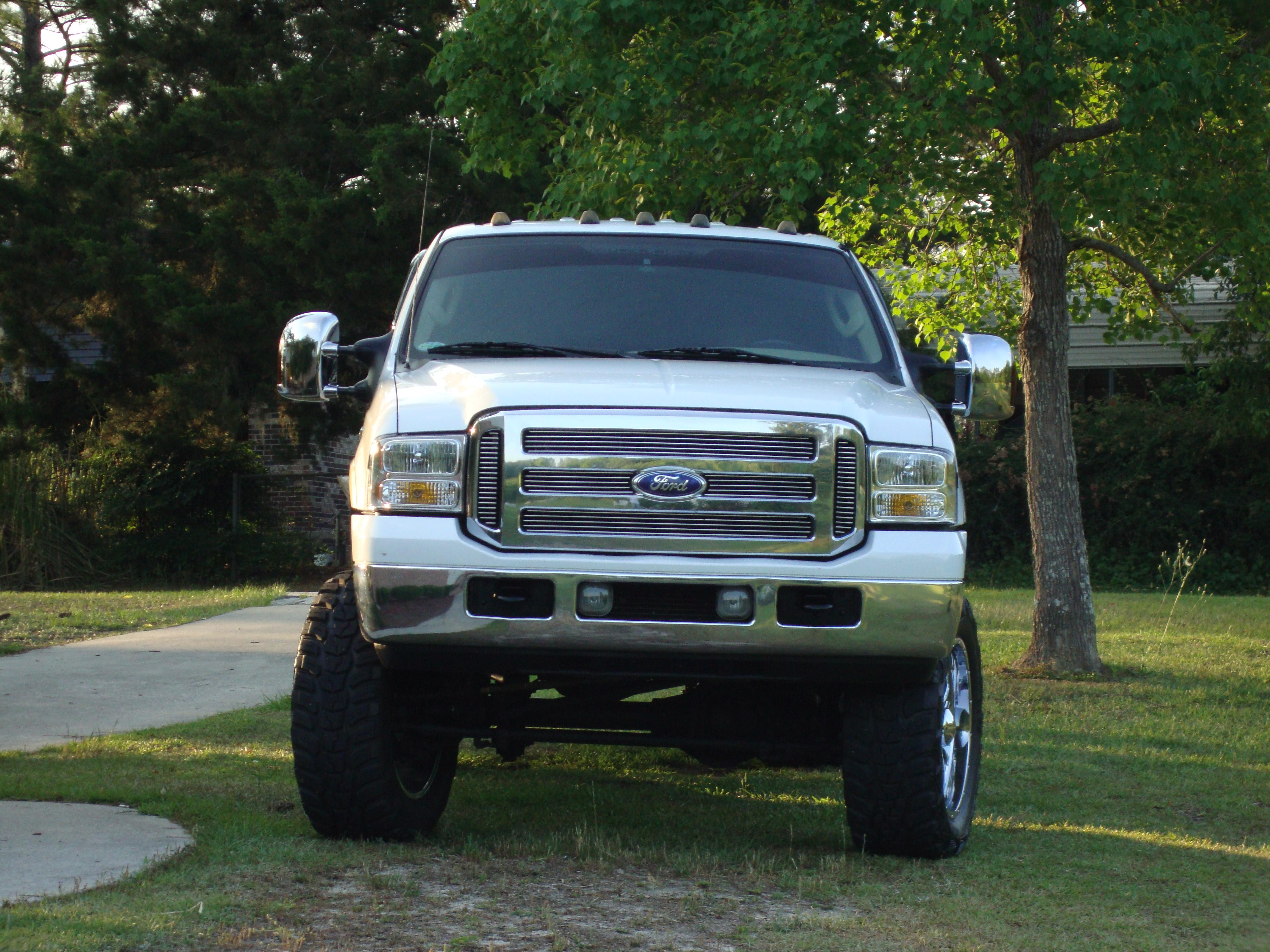 Diesel08's 2006 Ford F250 Super Duty Crew Cab