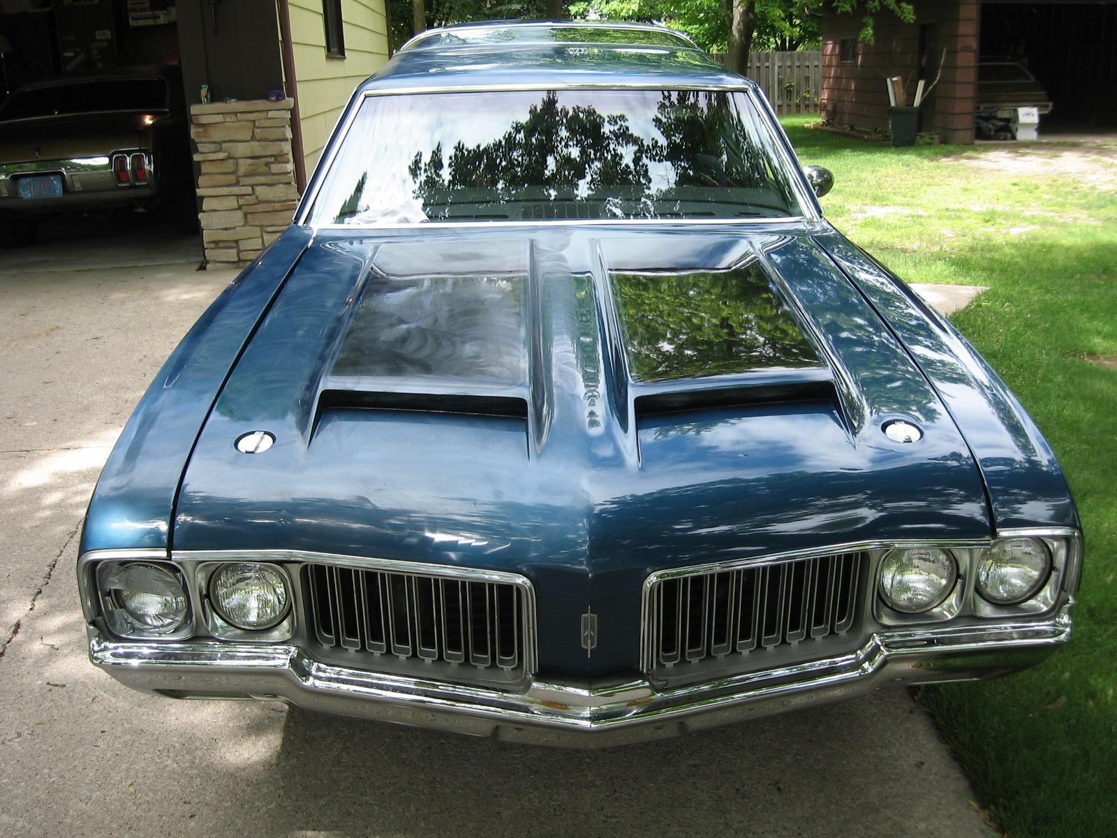 Another drcutlass1 1970 Oldsmobile Vista Cruiser post... - 14573767