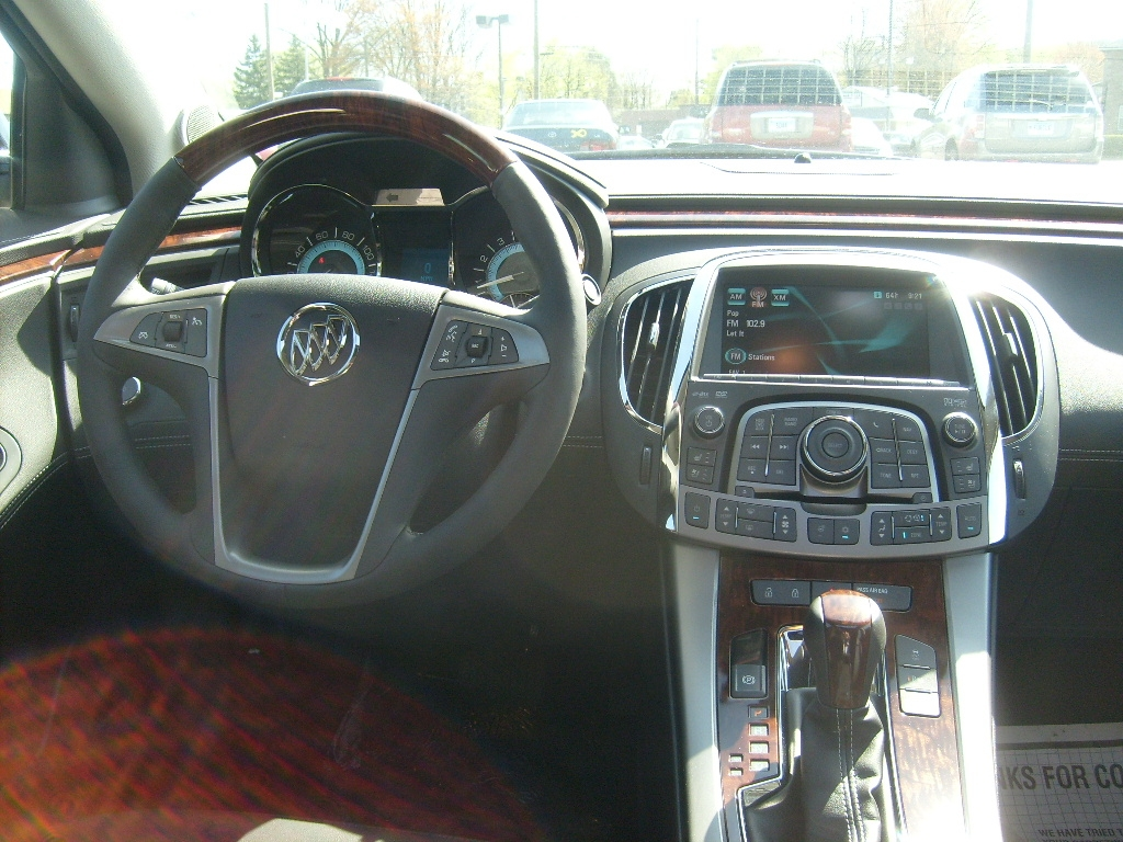 Another ParsonsBuick 2010 Buick LaCrosse post... - 14574059