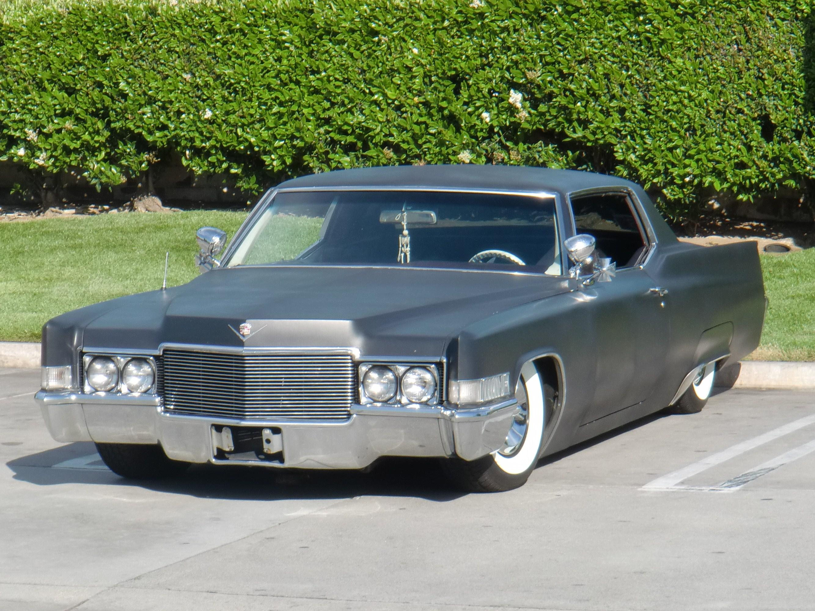 Mr Funktastick S 1969 Cadillac Deville In Huntington Beach Ca