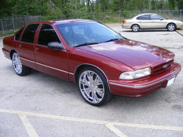 Another losthaking1 1995 Chevrolet Caprice post... - 14574644