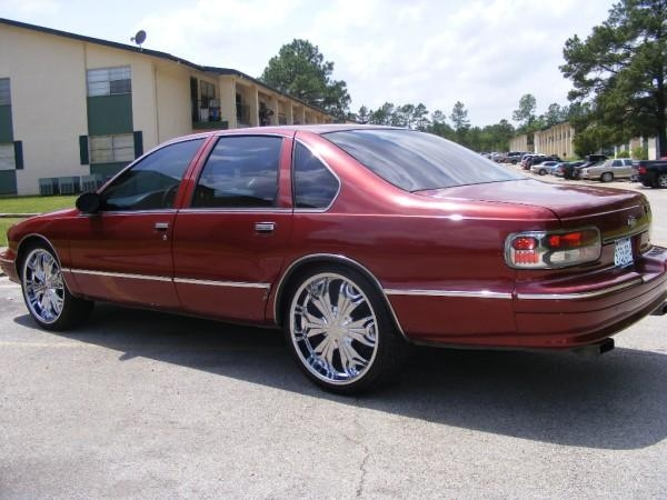 Another losthaking1 1995 Chevrolet Caprice post... - 14574645