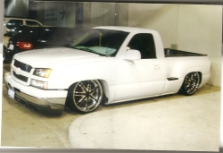 RckZtars 2004 Chevrolet Silverado 1500 Regular Cab