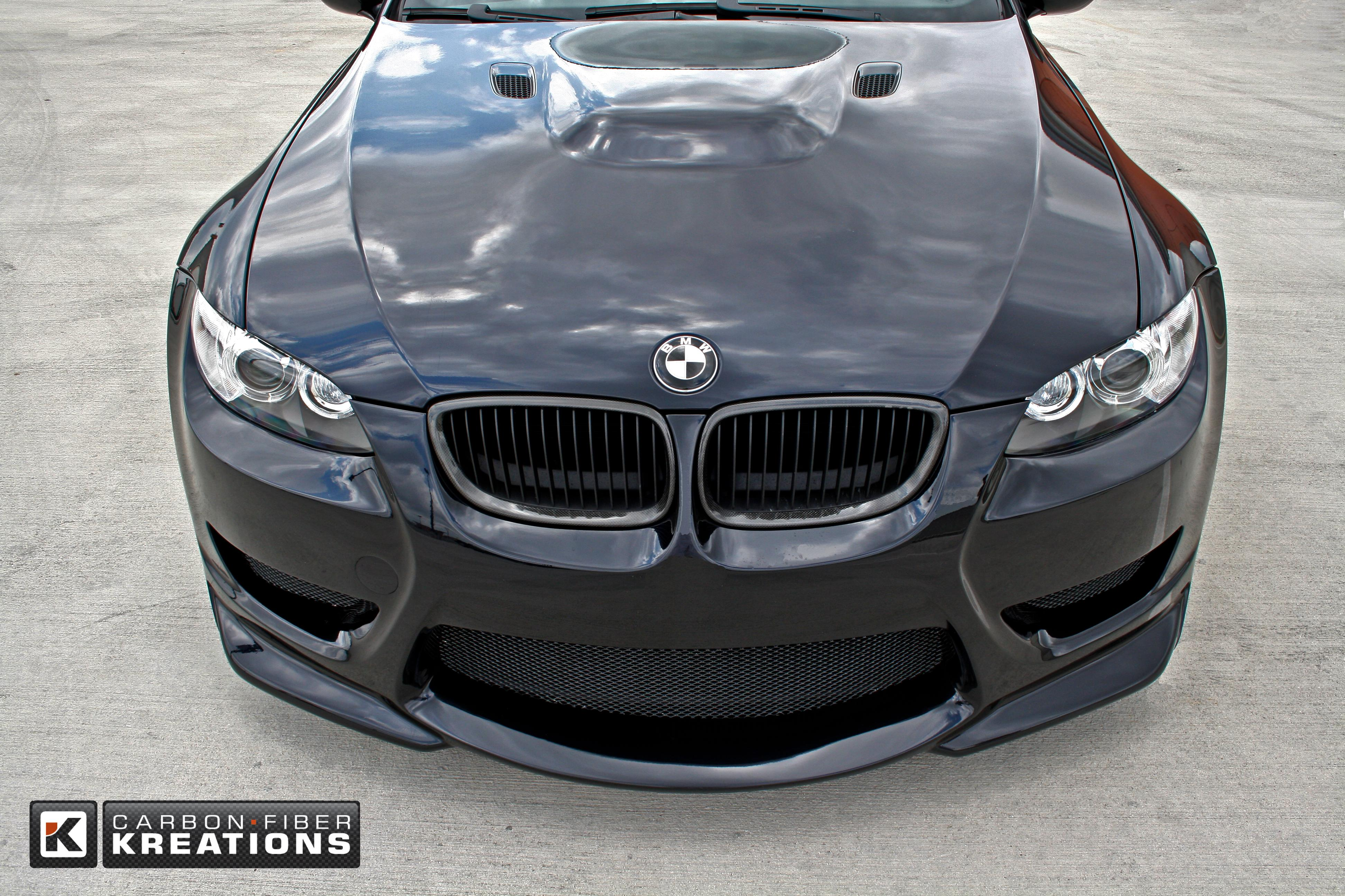carbonkreations 2009 bmw m3 specs photos modification info at cardomain. Black Bedroom Furniture Sets. Home Design Ideas