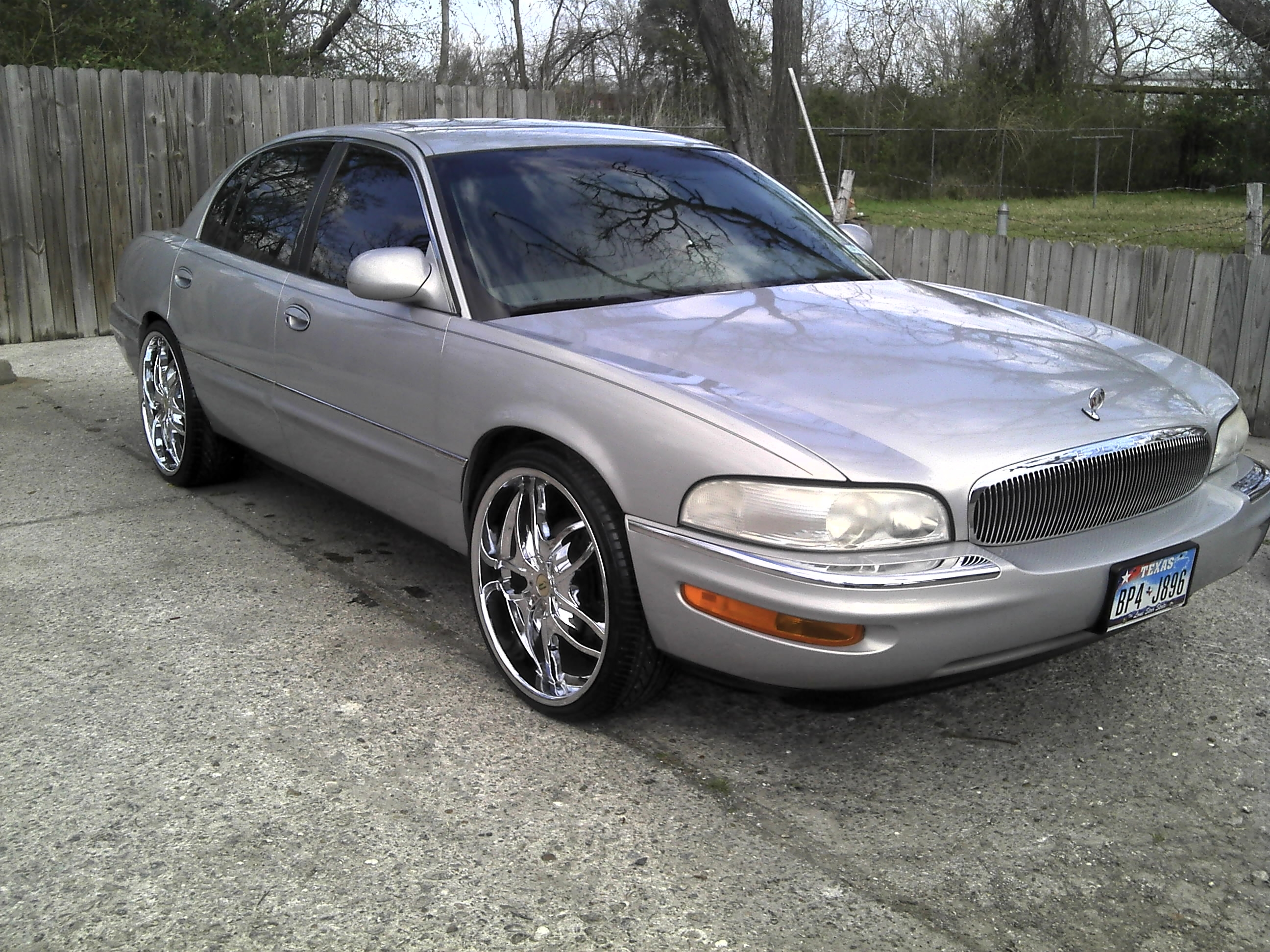 H-Town_Nawf_Sida 1998 Buick Park Avenue