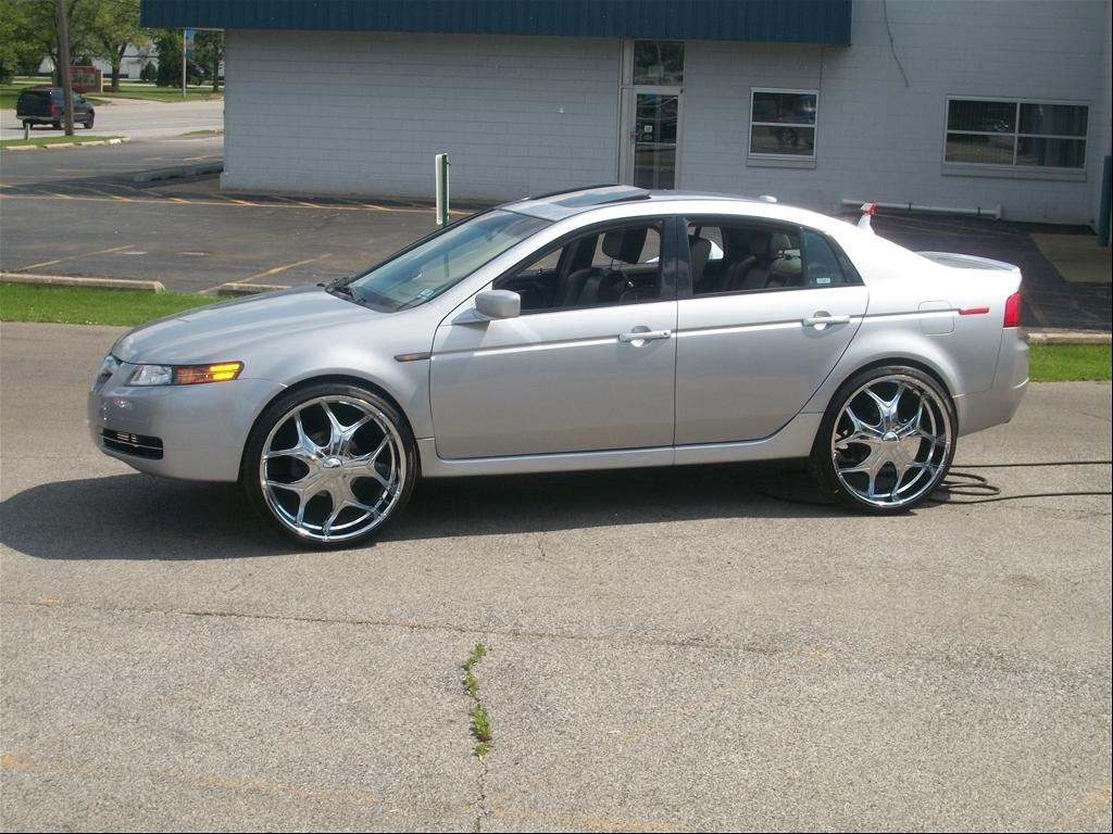 Vonnie219 2007 Acura Tl Specs Photos Modification Info