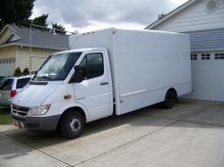 2004 Dodge Sprinter 3500 Cab & Chassis