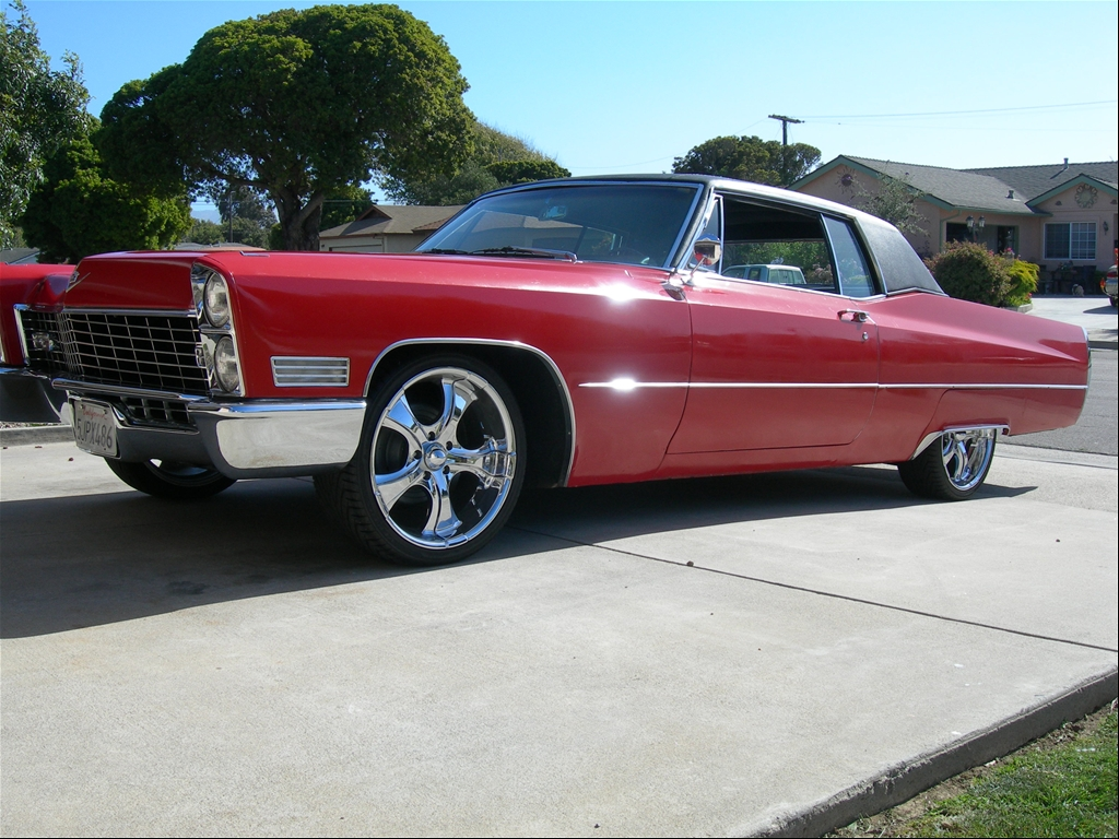 "MIKE's Cadillac DeVille ""67"