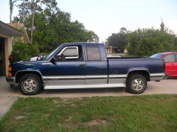 BlueandBlack1887s 1995 Chevrolet Silverado 1500 Extended Cab