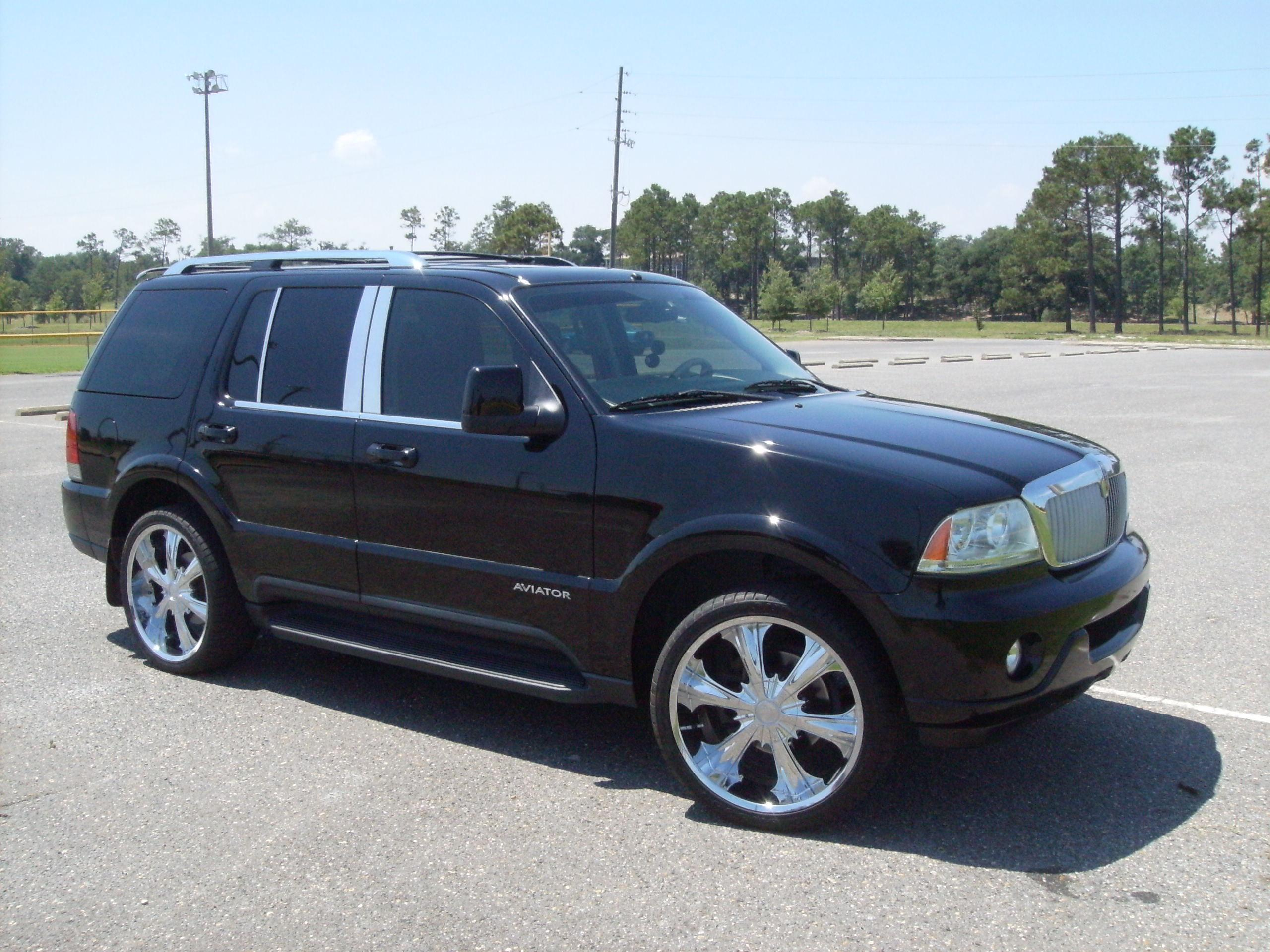 2003 Lincoln Aviator Tailgate Bing images