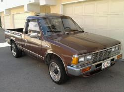 3866446 1983 Nissan 720 Pick-Up