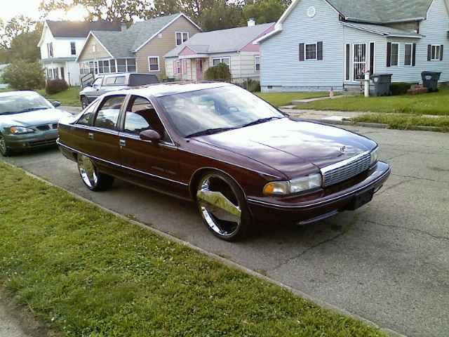 marquismrspecial 1991 Chevrolet Caprice Classic