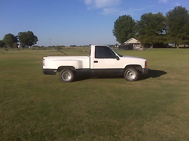 sonofipswich 1988 Chevrolet 1500 Extended Cab