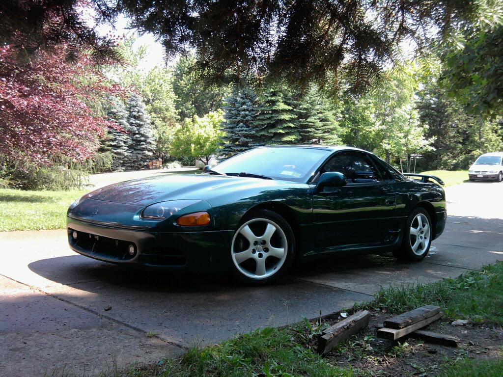 Another sxehxcnate 1994 Mitsubishi 3000GT post... - 14577970