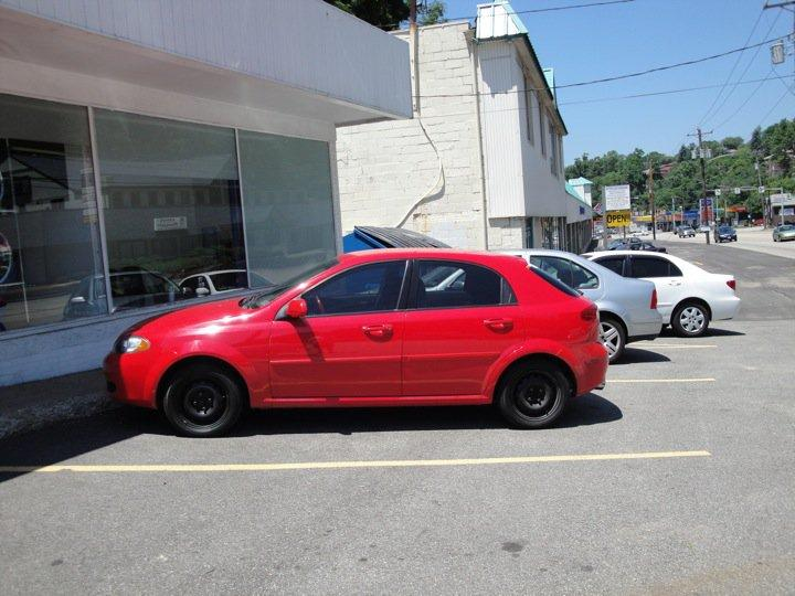 2007 Suzuki Reno Hatchback 4D - Pittsburgh, PA owned by hudso Page:1 ...