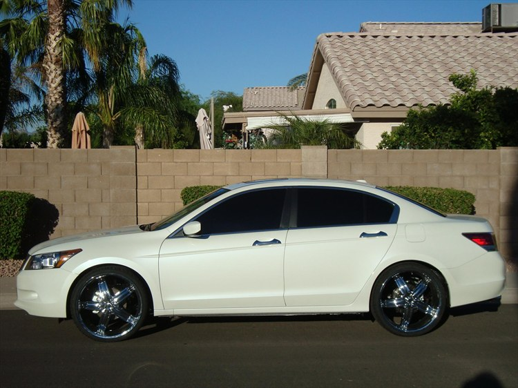 my accord on 22 s soon to be lowered   drive accord honda forums