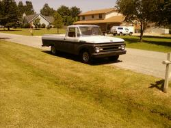 JOEkrispys 1961 Ford F150 Regular Cab