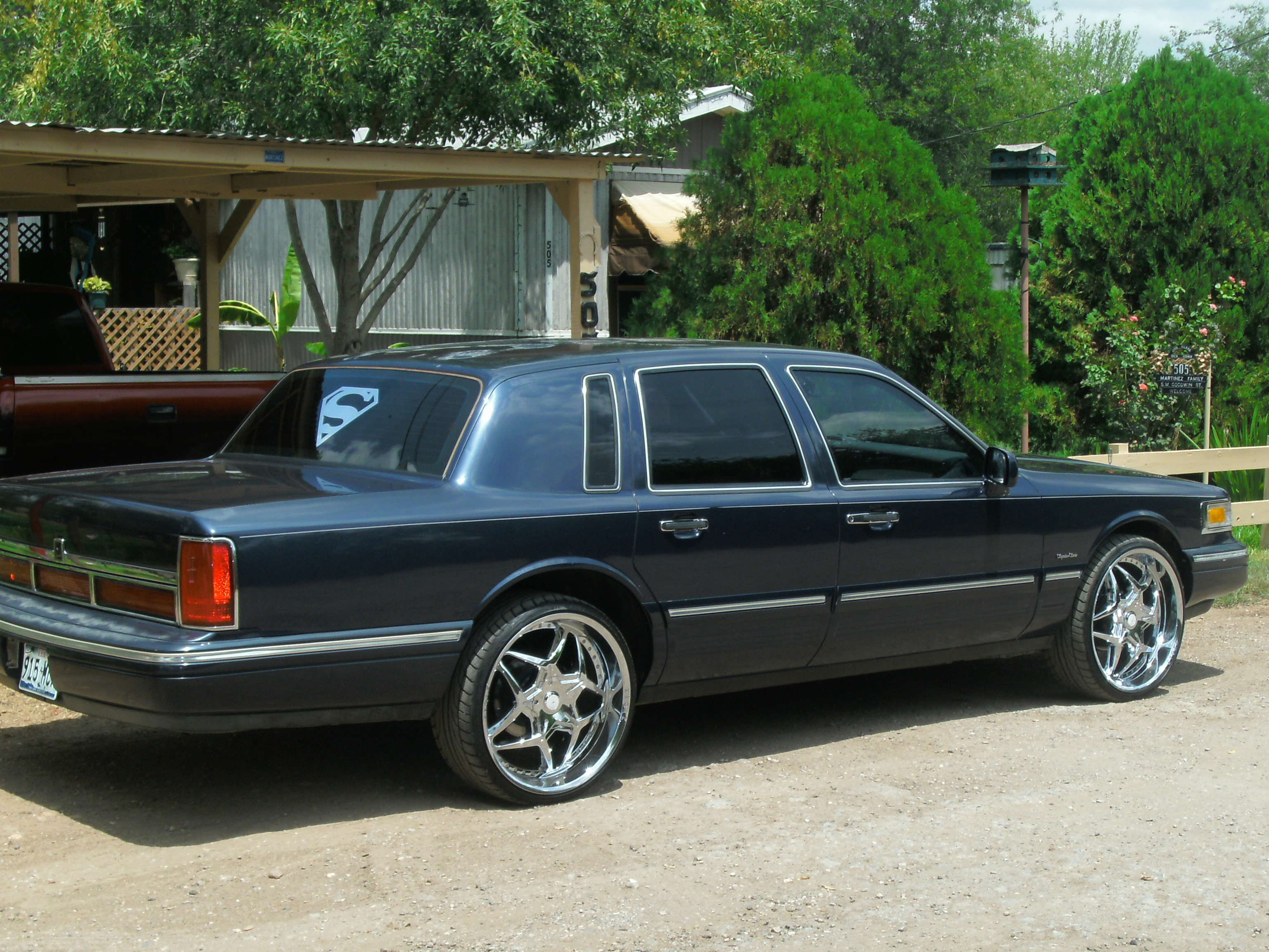 Another Bonnie22 1997 Lincoln Town Car post... - 14578778