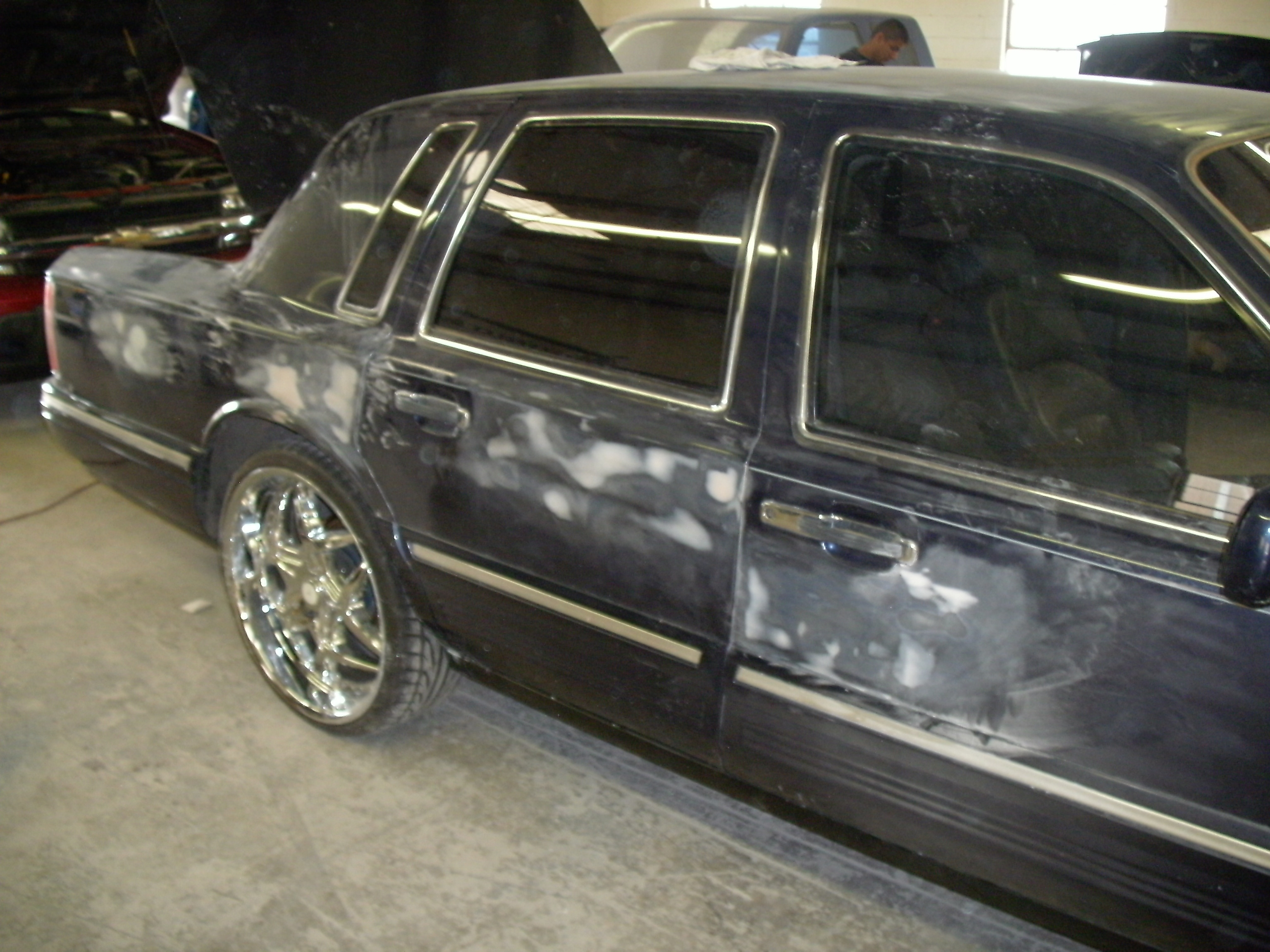 Another Bonnie22 1997 Lincoln Town Car post... - 14578779