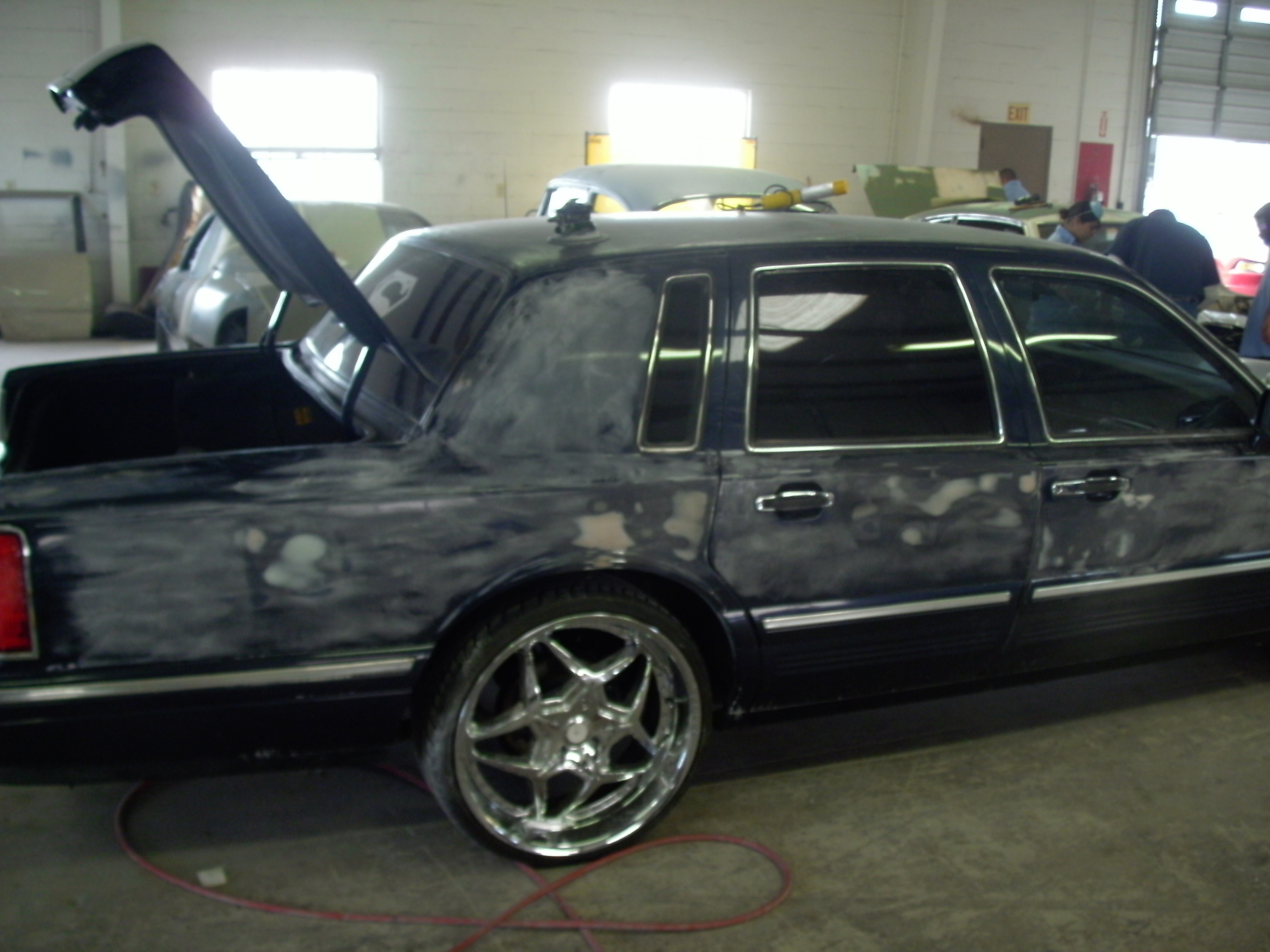 Another Bonnie22 1997 Lincoln Town Car post... - 14578781