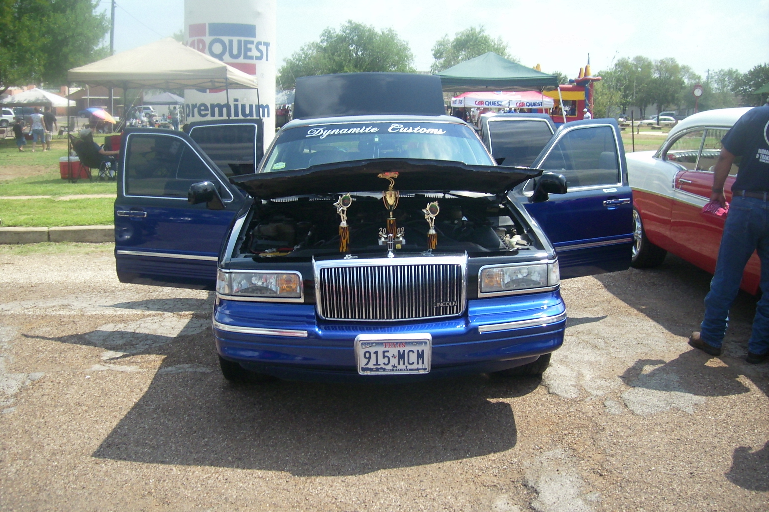 Another Bonnie22 1997 Lincoln Town Car post... - 14578789