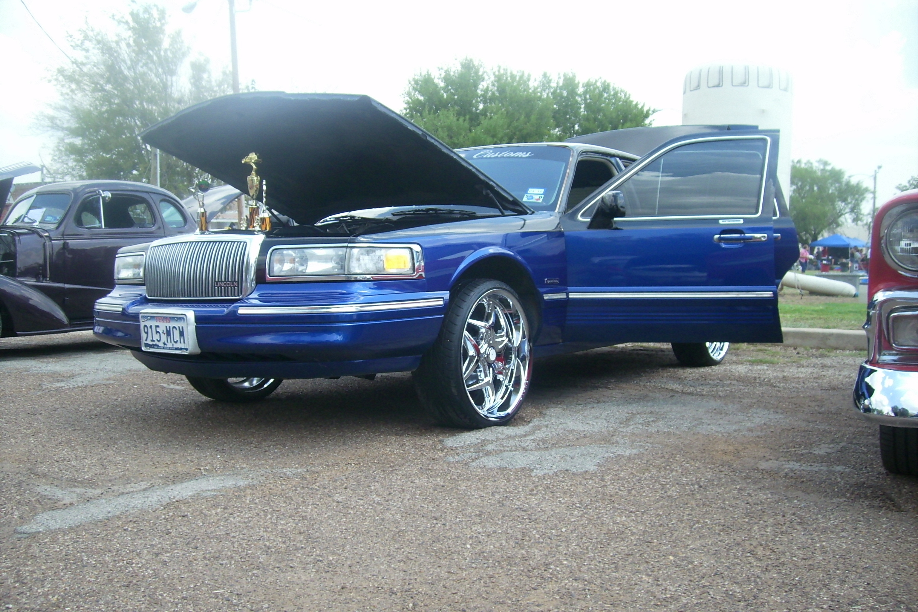 Another Bonnie22 1997 Lincoln Town Car post... - 14578790