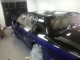 Another Bonnie22 1997 Lincoln Town Car post... - 14578799