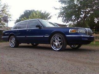 Another Bonnie22 1997 Lincoln Town Car post... - 14578801