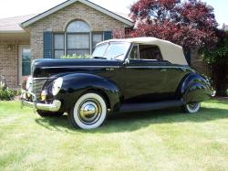 RollingThunder57 1940 Ford Deluxe