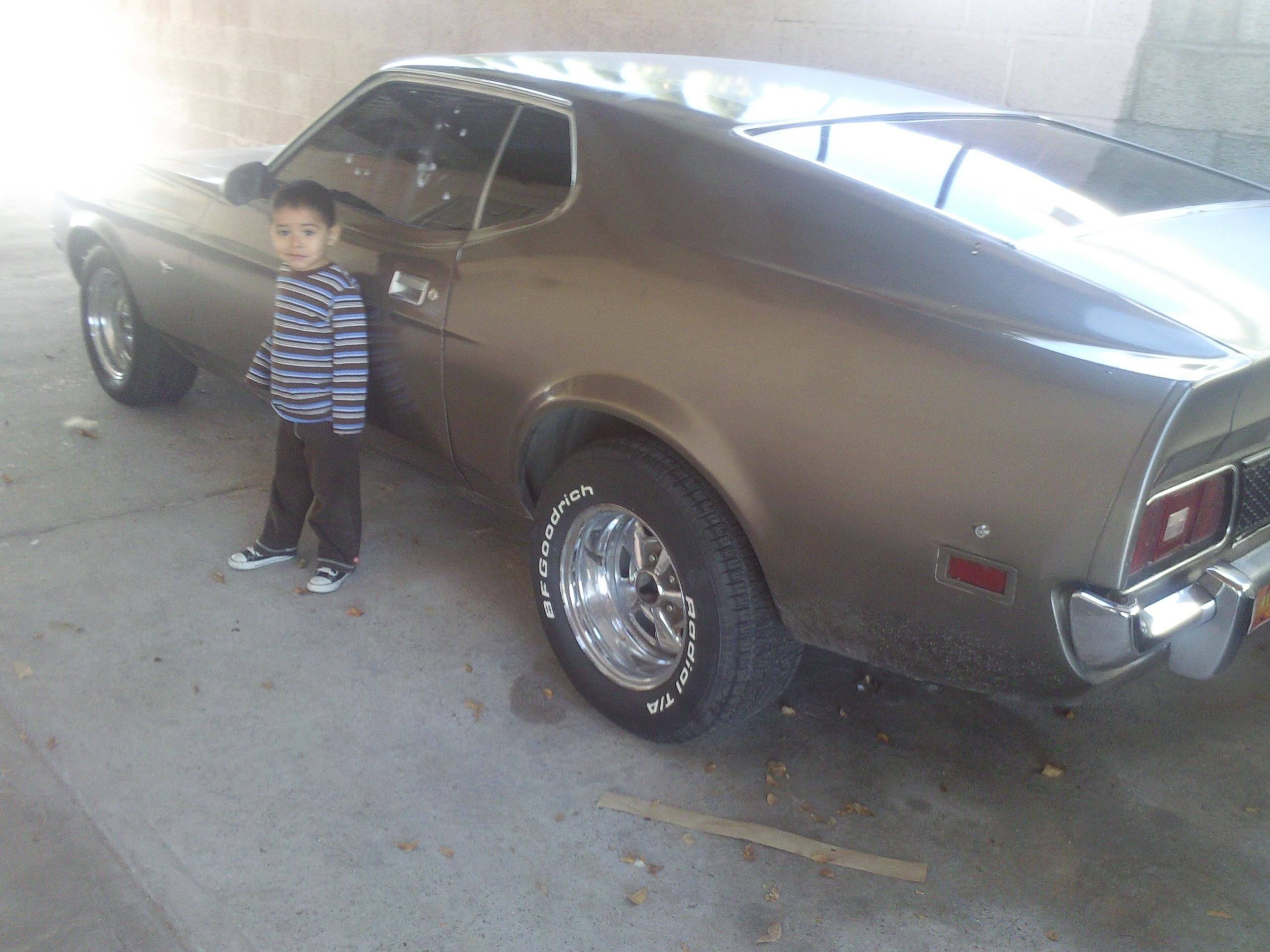 dabadguy's 1972 Ford Mustang