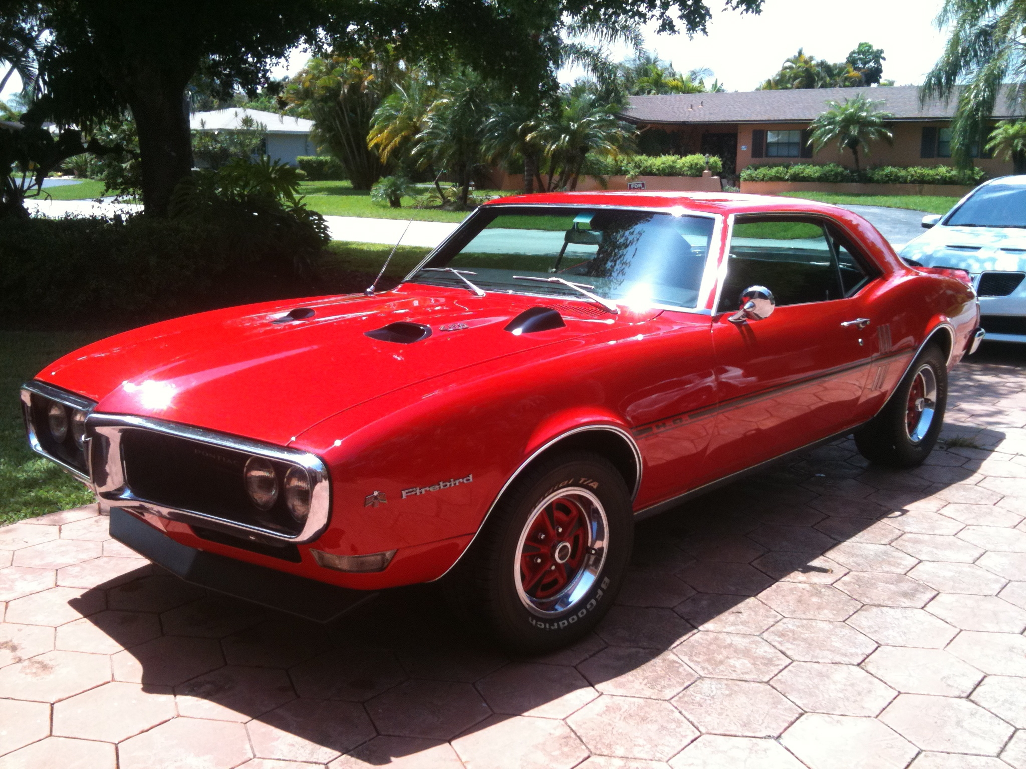 firebird 400 1968 Pontiac Firebird Specs, Photos