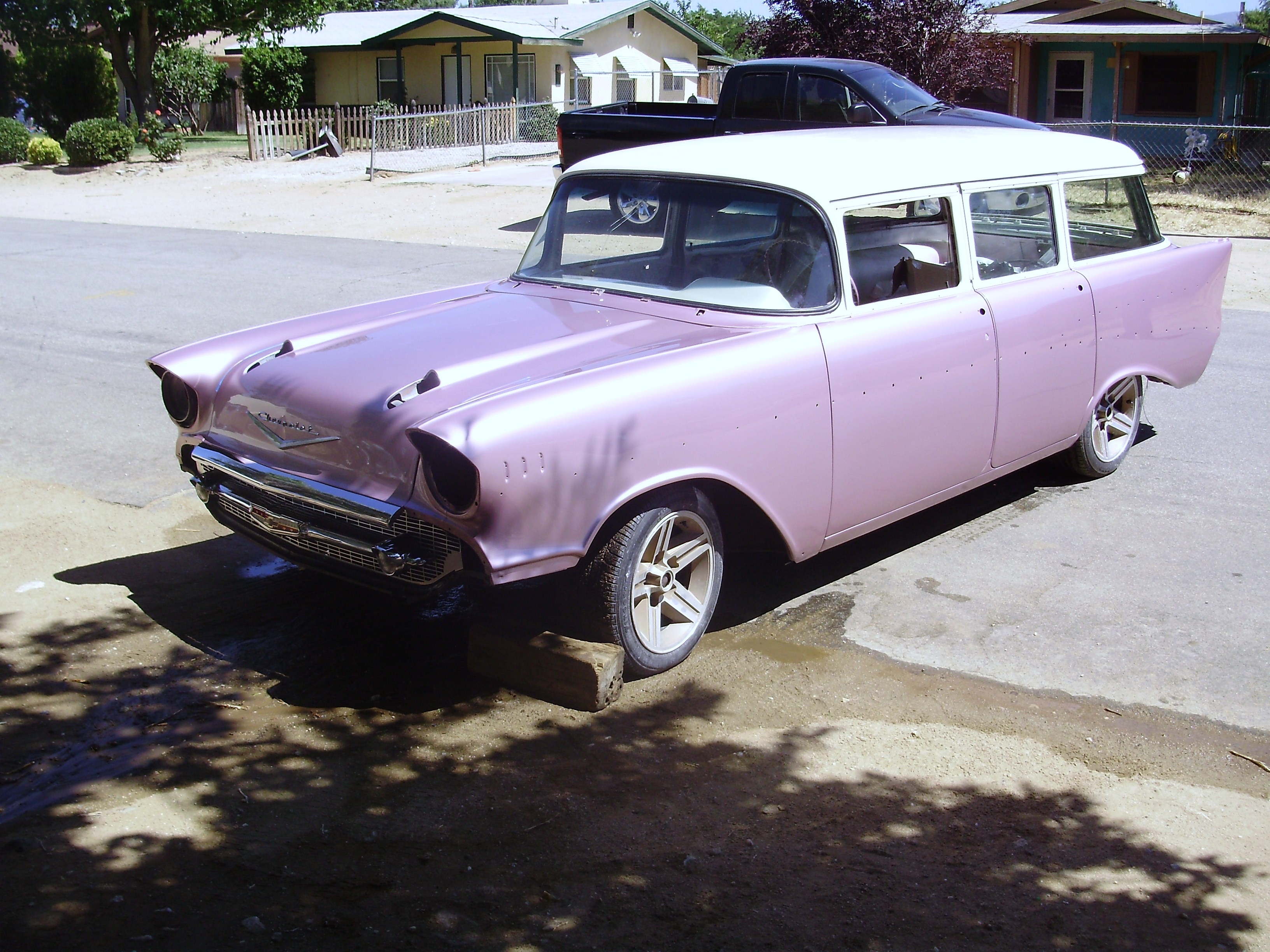 Another cadillackid1955 1957 Chevrolet 210 post... - 14581007